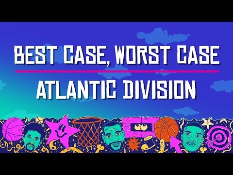 Atlantic Division Best/Worst Cases | NBA Previewpalooza | The Ringer