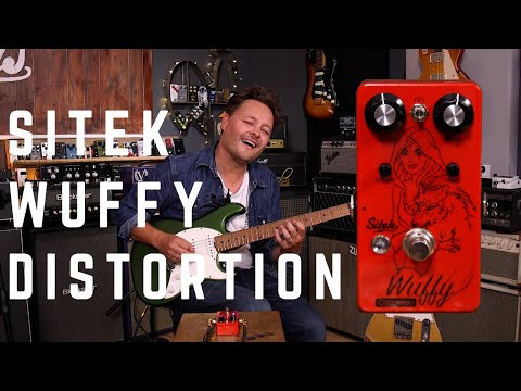 Sitek's Wuffy distortion pedal promises to have plenty of bark | MusicRadar