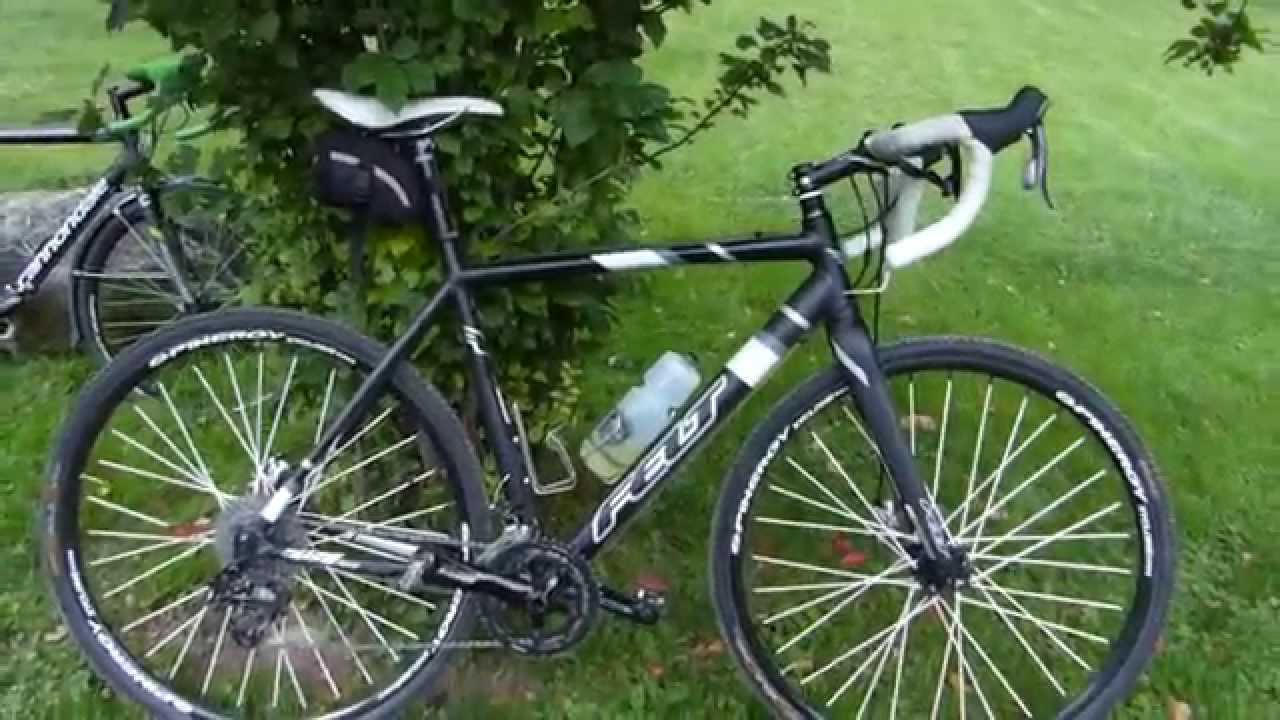 how to make my cyclocross bike faster