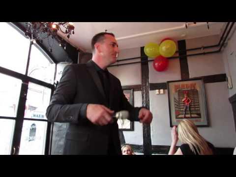 ESCKAZ in Copenhagen: Sergej Ćetković - My Love (2) (at Montenegro party)