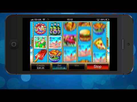 Spring Break Mobile Slot | Android Slots | Android Casino Games