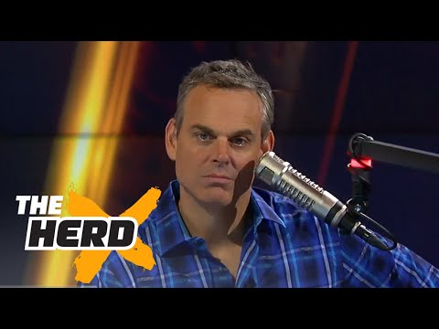 Shannon Sharpe destroys the Manning/Brady narrative | THE HERD