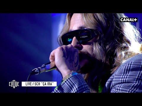 Youtube: SCH en live dans Clique avec«Ça ira» – CANAL+