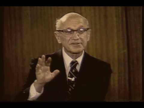 Milton Friedman - Monopoly