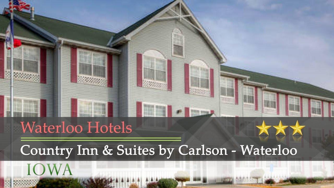 Country Inn Suites By Carlson Waterloo Hotels Iowa