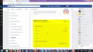 Facebook access token script