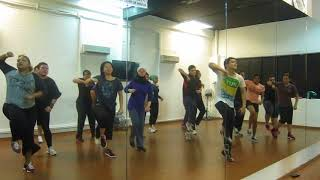 Project Dance Fitness - Chikni Chameli  2013  Thursday Crew