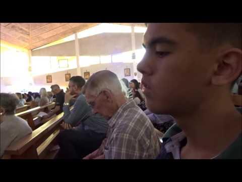 St  Cecilia's Choir  Palm Sunday 2017