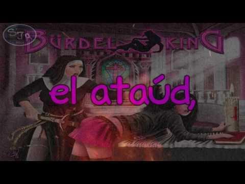 02 Bürdel King - Manicoño Letra (Lyrics)