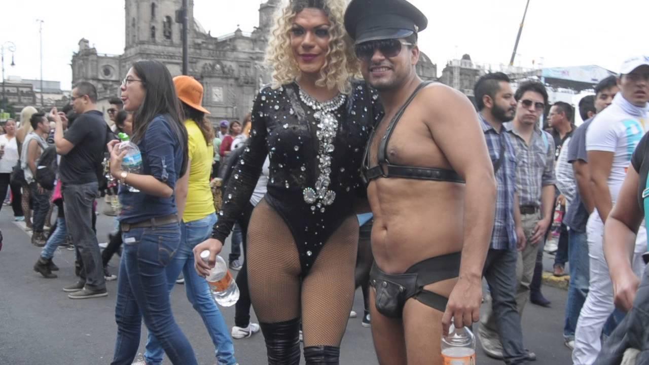 мексиканское гей видео