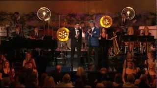 Michael Buble on Rod Stewart's Christmas 2012