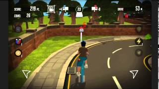 Paper Boy: Infinite rider(Android/iOS game)