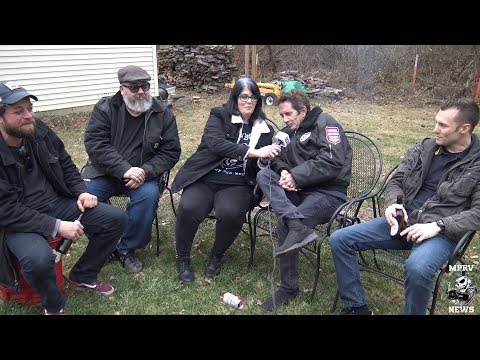 RAT TRAP (Members Of GANG GREEN, SS-20, JERRY'S KIDS) - Interview & Practice Footage - MPRV News