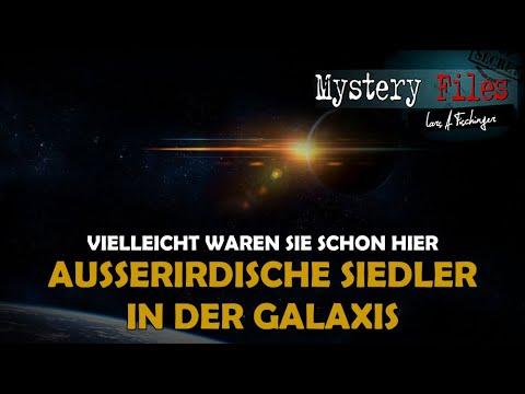 Außerirdische lassen sich Zeit bei der Besiedlung der Galaxis - Waren aber vielleicht schon hier