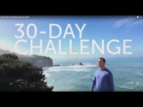 Qi Gong 30-Day Challenge with Lee Holden