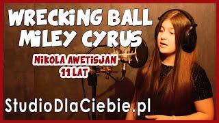 Wrecking Ball - Miley Cyrus (cover by Nikola Awetisjan) #1539