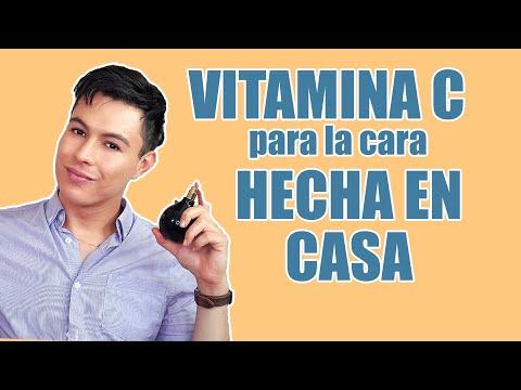 Cómo Hacer Serum De Vitamina C  Para La Cara | Yasmany