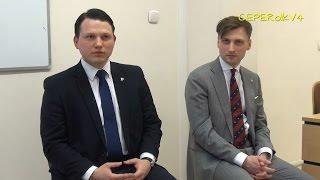 Debata o podatkach - Sławomir Mentzen, Waldemar Bednarz, Mateusz Machaj