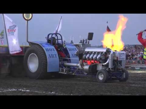 Hot Art Nl At Tractor Pulling Edewecht 2018 By Mrjo Youtube