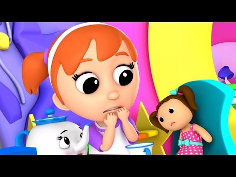 Luke & Lily - Miss Polly Had A Dolly   Nursery Rhymes   Baby Songs   Songs For Children