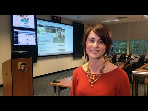 "Can't Find a ""Delivered"" Package? Stephanie from UPS can help."