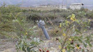 Россия Франция и США призывают прекратить огонь в Нагорном Карабахе