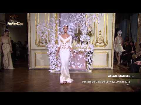 Alexis Mabille   París Haute Couture   Primavera Verano 2014.