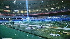 Superdome After Hurricane Katrina - Inside Edition (2005)