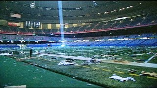 superdome after hurricane katrina inside edition 2005