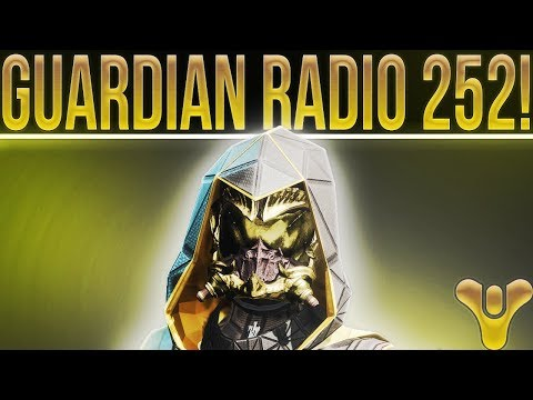 🔴LIVE! Guardian Radio 252! The Post Warmind Release Episode.