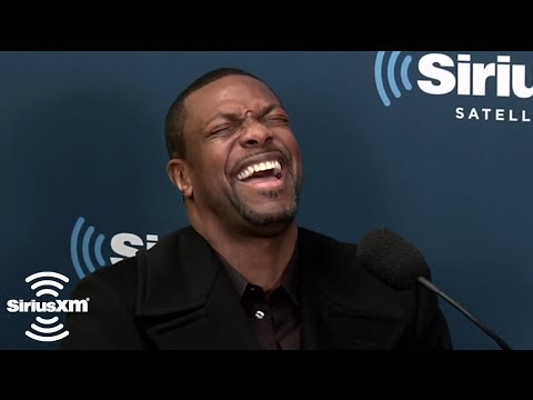 Chris Tucker on starting a riot in Ghana // SiriusXM // Raw Dog DEC 2012