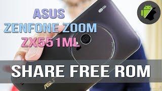 unbrick, repair logo Asus Zenfone Zoom (ZX551ML) with Asus Flash Tool