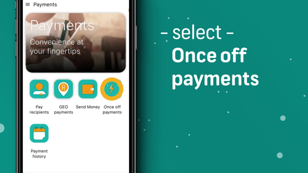 FNB App Pay2Cell