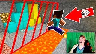 ЗАТРОЛЛИЛ ПОДПИСЧИКОВ НА СВОЁМ СЕРВЕРЕ В МАЙНКРАФТЕ  | Троллинг в Minecraft
