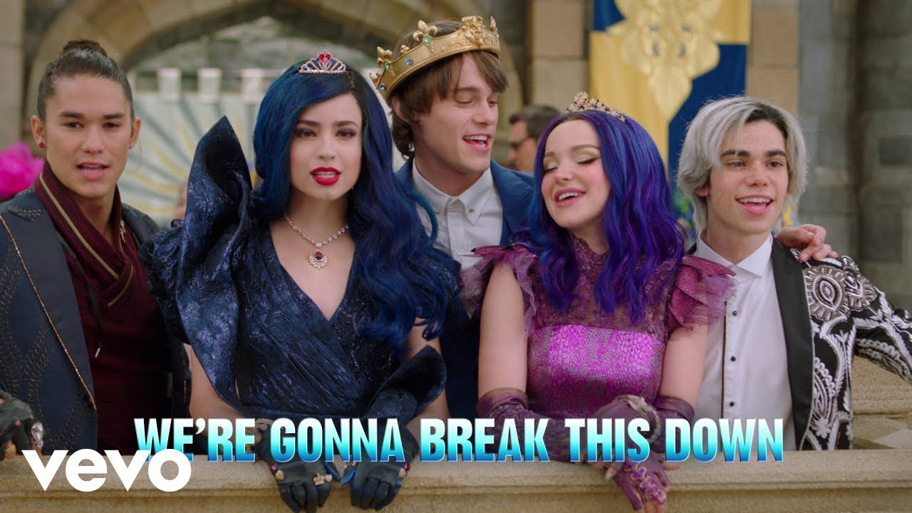 "Download Descendants 3 – Cast - Break This Down (From ""Descendants 3""/Sing-Along)"
