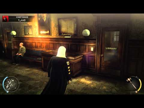Hitman: Absolution - Challenge Guide - Mission 15 - Skurky's Law -