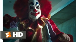 The Cabin in the Woods (2012) - Killer Klown and the Merman Scene (10/11) | Movieclips
