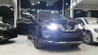 Nissan X-Trail Tekna 2018 - Système audio BOSE Premium