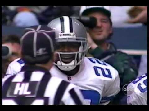 Emmitt Smith TD vs Minnesota 1996 Wild Card