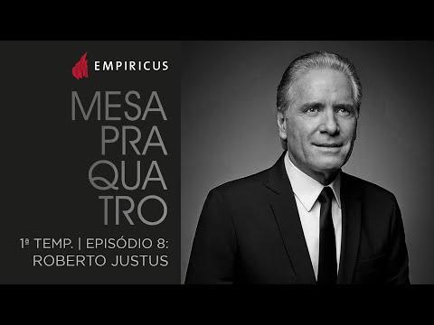 Roberto Justus, apresentador e empresário | Wibx
