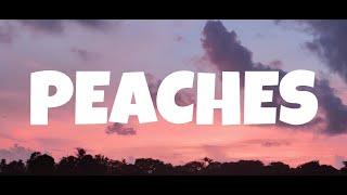 Justin Bieber - PEACHES ft. Daniel Caesar, Giveon (Lyrics)