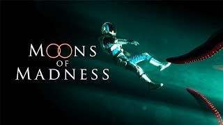 MOONS OF MADNESS All Cutscenes (Game Movie) 1080p HD 60FPS
