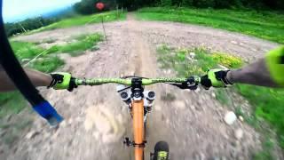 Mountain Creek Bike Park 2015 Iron Horse Yakuza Ojiki