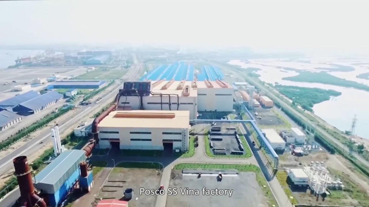 Nhà máy thép SMC - Tự giới thiệu doanh nghiệp
