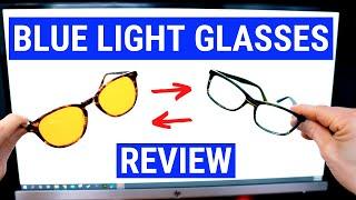 Best BLUE LIGHT Blocking Glasses of 2020 - Blue Light Glasses Buyers Guide
