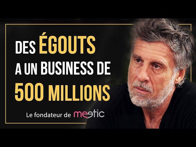Il vend son entreprise 200 millions et va tout perdre puis... ?! - Marc Simoncini (itw complète)