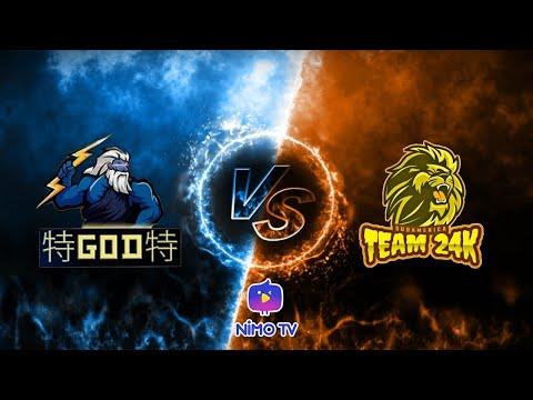 GOD VS 24K