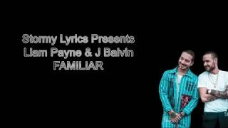 Liam Payne J Balvin Familiar.mp3