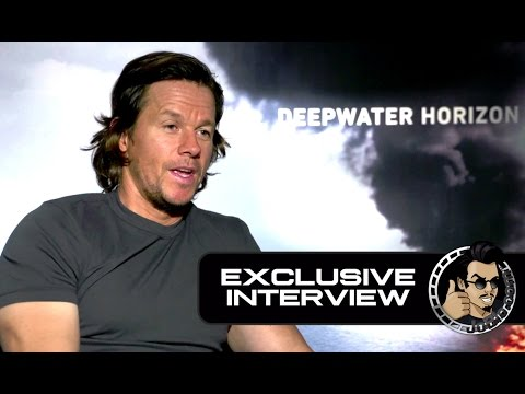 Mark Wahlberg Talks About Getting Blown Up Every Day -  Exclusive DEEPWATER HORIZON Interview