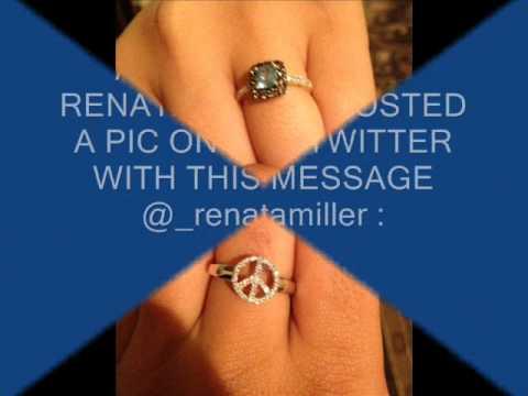 PRINCETON IS DATING RENATA MILLER